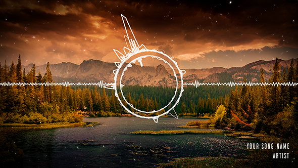 Download music visualizer | ProjectM Music Visualizer For PC