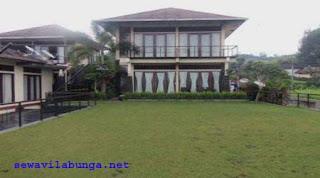 Villa Agung Kampung Daun Lembang
