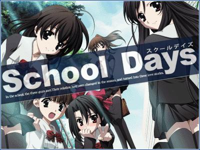 Ver School Days Online