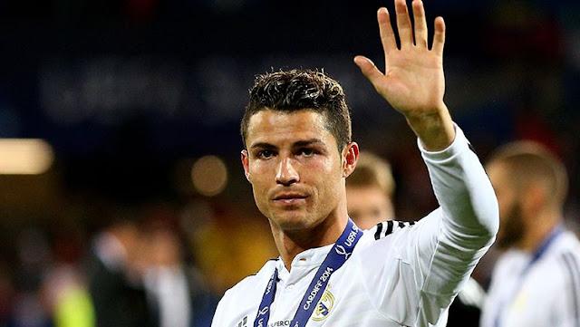 Ucapan Perpisahan Cristiano Ronaldo Kepada Real Madrid