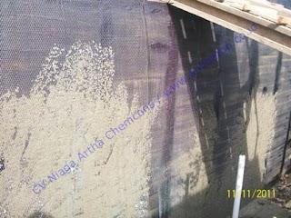 waterproofing membrane bakar yang dikerjakan oleh cv niaga artha chemcons