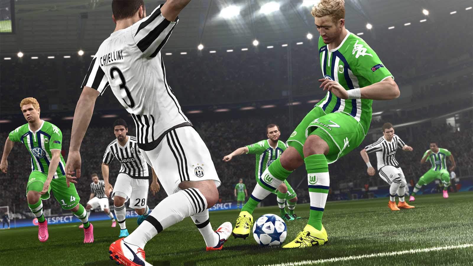 تحميل لعبة PES 2016 Repack مضغوطة كاملة بروابط مباشرة مجانا