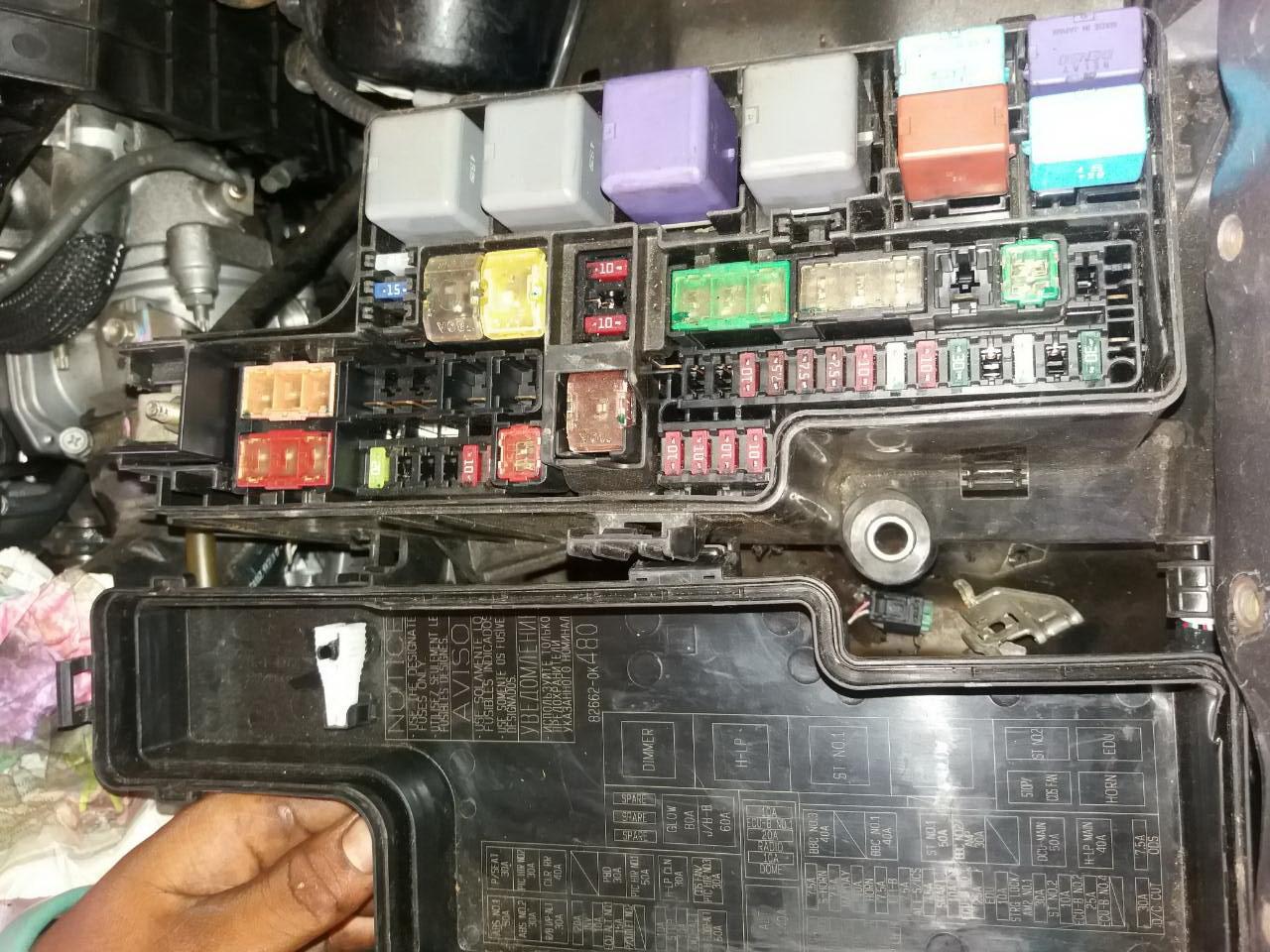 toyota hilux revo wiring engine  u0e01 u0e25 u0e48 u0e2d u0e07 u0e1f u0e34 u0e27 u0e2a u0e4c u0e43 u0e19 u0e2b u0e49 u0e2d u0e07