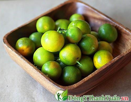 Cách chữa viêm họng nhanh nhất bằng trái quất
