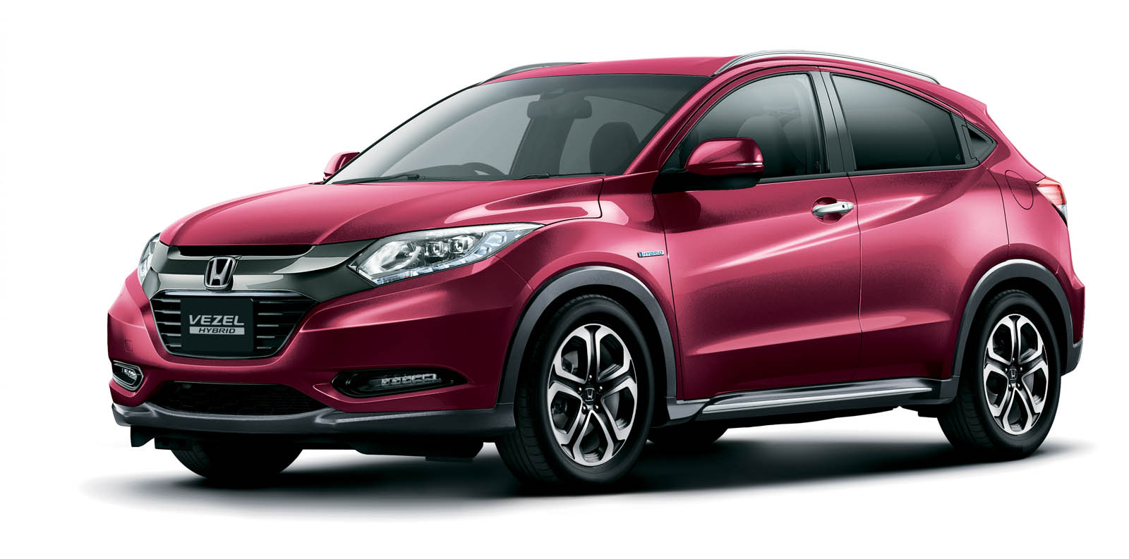 honda vezel brilliant style edition spruces  japans  selling crossover carscoops