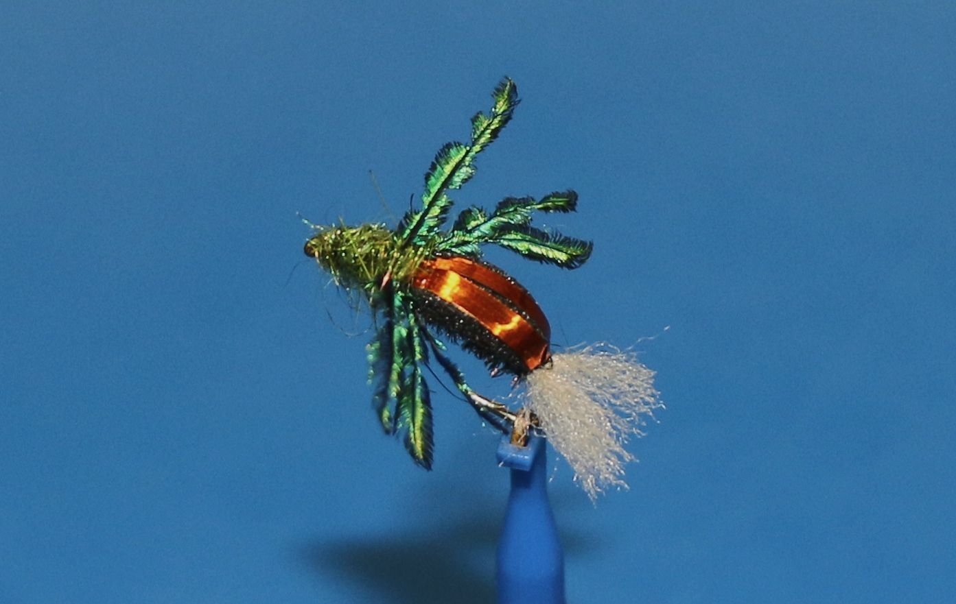 Central Alberta Fly Tying Club Three Beetle Fly Patterns With Darren Petersen