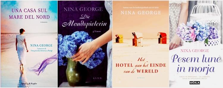 Okładki Księżyc nad Bretanią, Nina George