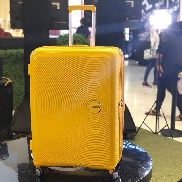 The Stunning American Tourister Curio Spinner Luggage - The Pinoy ... de40c85bd3