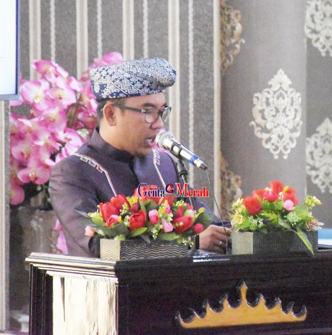 Adipati : Pertumbuhan Ekonomi Lampung Lebih Tinggi Capain di Sumatera