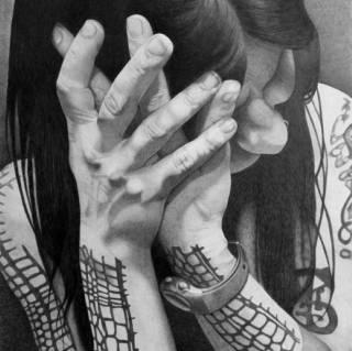 Рисунки карандашом. Ariel Zachor