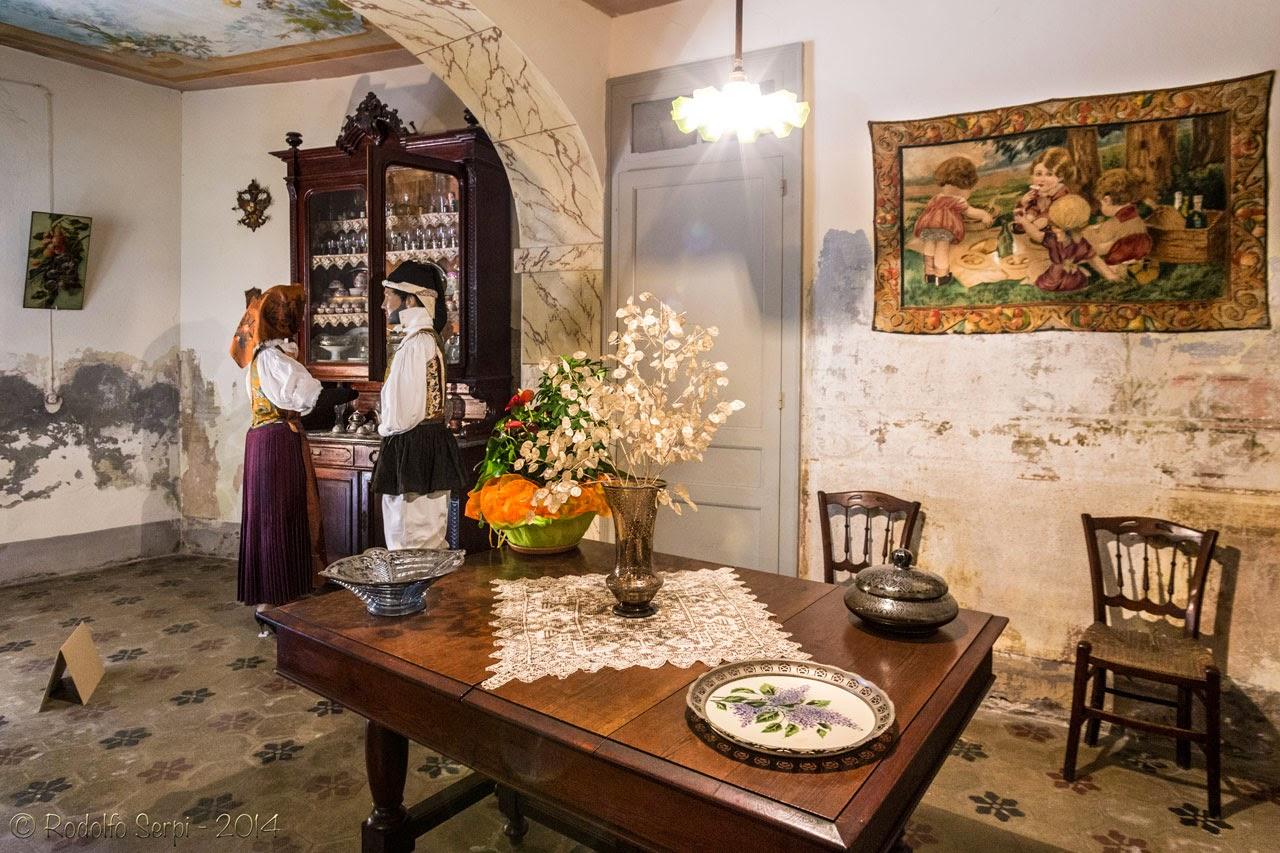 Antiche case del vino di pirri for Case antiche ristrutturate