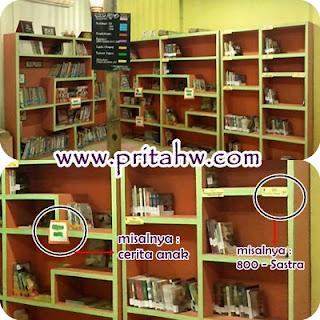 tips merancang perpustakaan keluarga