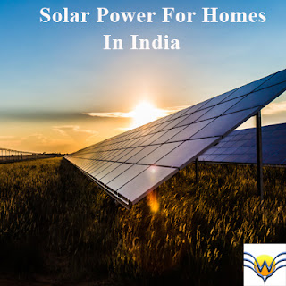 Solar Power System For Home