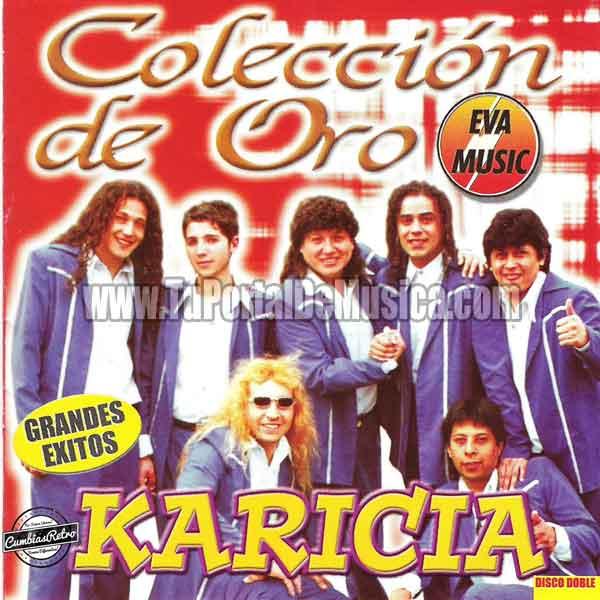 Karicia - Coleccion De Oro Grandes Exitos (2001)