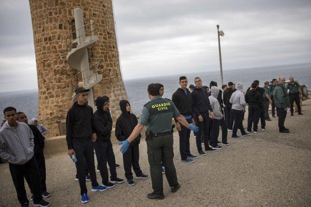 Το μεταναστευτικό μετατοπίζει την Ευρώπη προς τα δεξιά