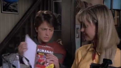 Marty McFly e la carta antipolvere