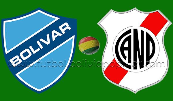 Bolívar vs. Nacional Potosí - En Vivo - Online - Cuartos del Final - PlayOffs