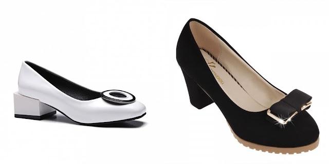 ROSEGAL | buty na wiosnę, moje propozycje.