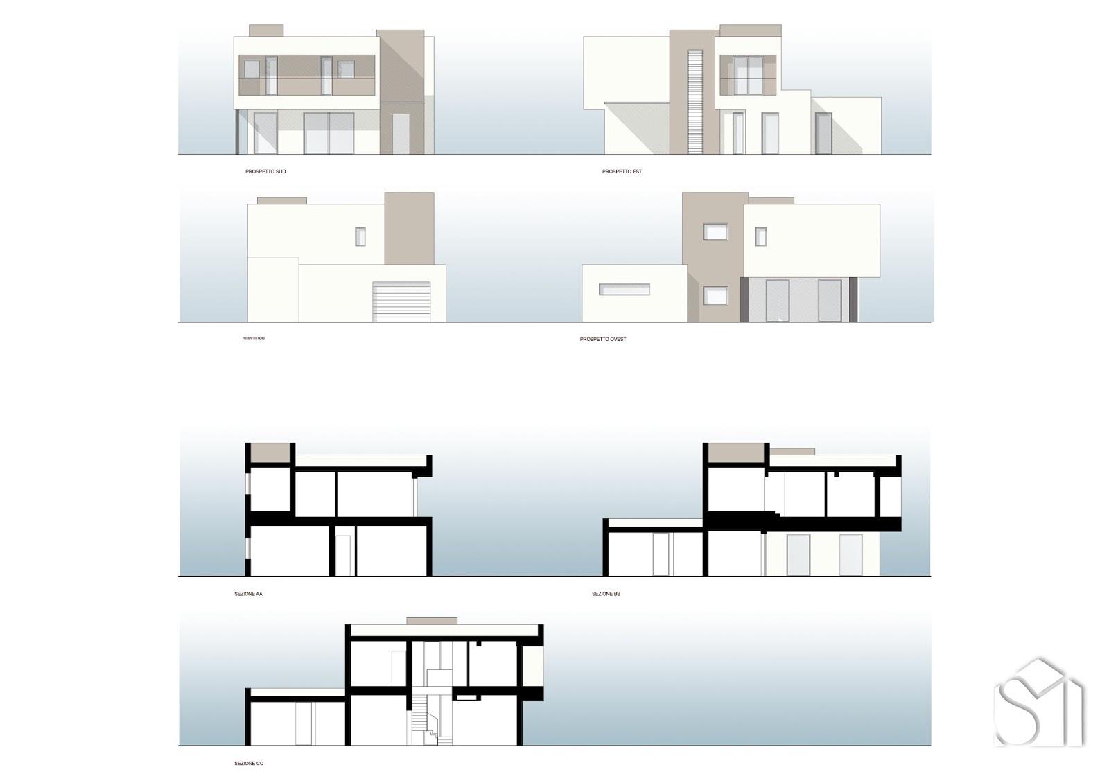 Sumisura le nostre case in legno casa v for Vetrate case moderne