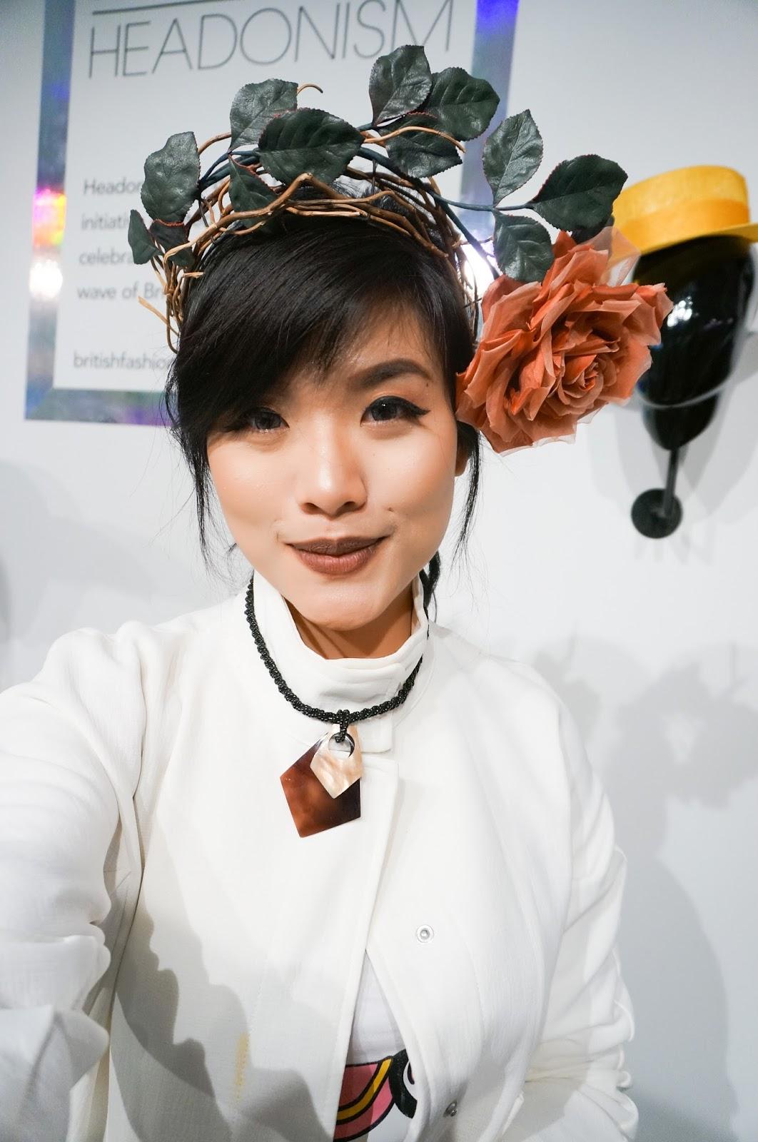 Fashion Week In London With Makeupplus Msrheas