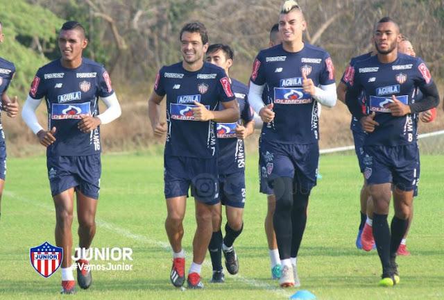 Atlético Junior, el equipo a vencer en el I semestre de 2019