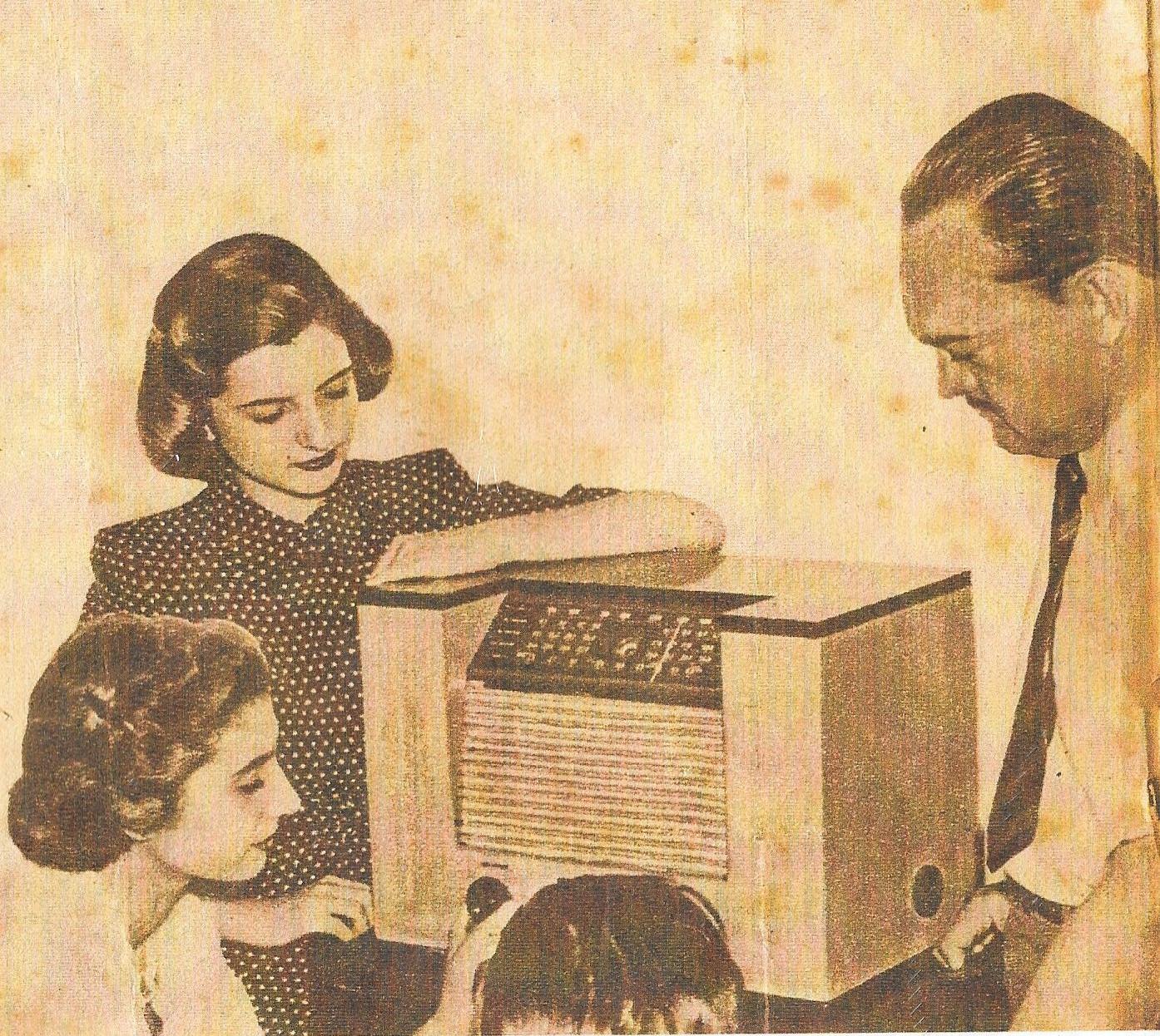 História do Radio: LEMBRANÇAS DA ERA DO RÁDIO