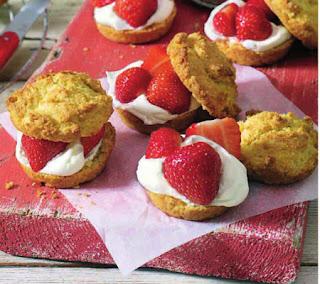 American strawberry shortcake recipe