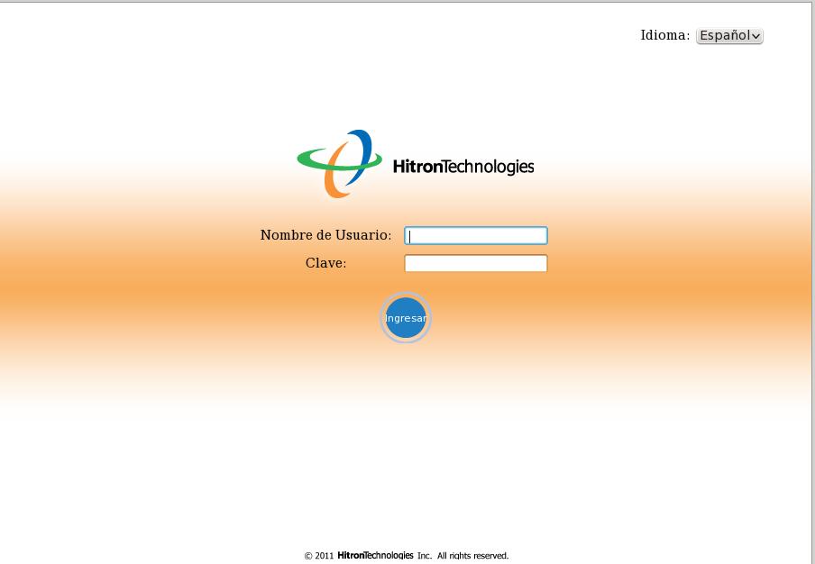 Abrir los puertos en el router Hitron CDE-30364 (router ONO