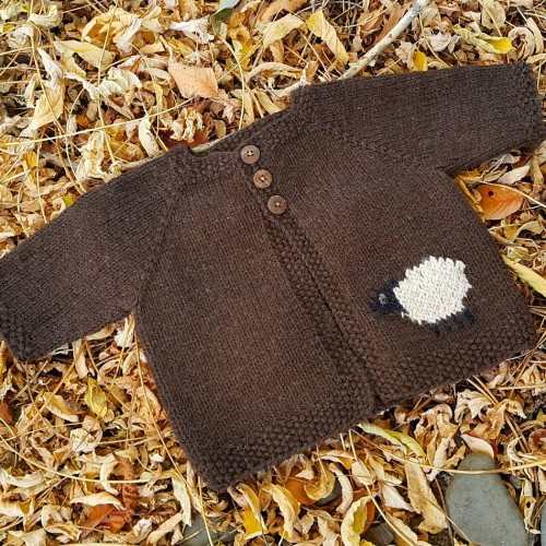 Baby Chocolate - Free Pattern