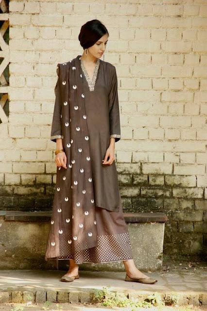 Asian kurta style