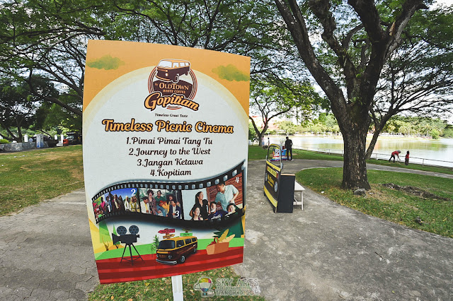 Timeless Picnic Cinema showing Pimai Pimai Tang Tu