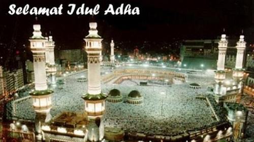Kata Ucapan Hari Idul Adha