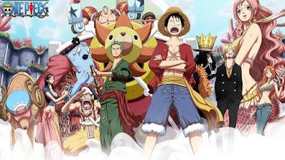 Urutan arc One Piece dari awal sampai terbaru  Urutan Arc One Piece dan Alur Cerita One Piece Terbaru