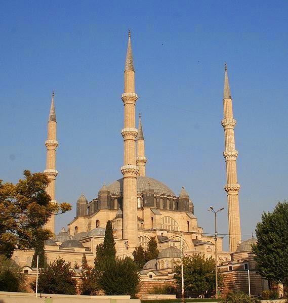 Edirne Selimye Camii