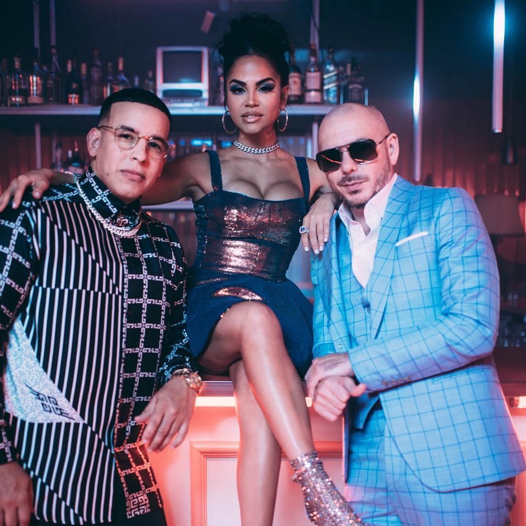 "Pitbull Ft. Daddy Yankee & Natti Natasha – ""No lo trates"" (Video Oficial)"