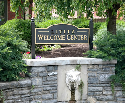Lititz Springs Park and Welcome Center in Pennsylvania