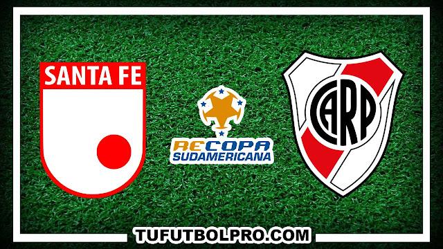 Ver Santa Fe vs River Plate EN VIVO Por Internet