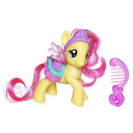 My Little Pony Shine Bright Fluttershy Brushable Pony