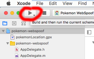 SpooferTricks com: Webspoof-app for Xcode in OSX 10 13 4