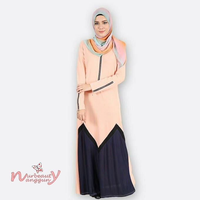 Fashion Nursing Jubah (RMT-2881)