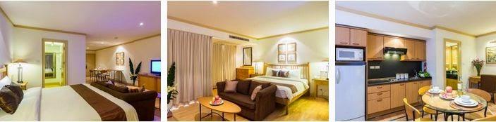 Riverfront Residence Hotel