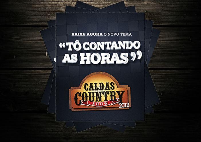 AS HORAS CALDAS CONTANDO COUNTRY 2012 MUSICA BAIXAR TO
