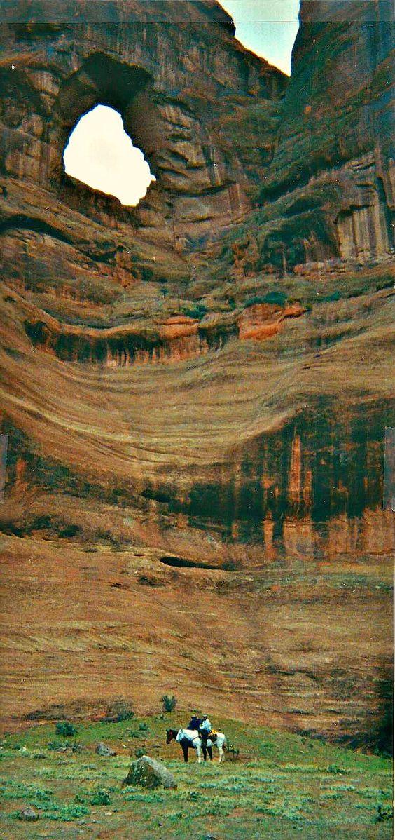 Canyon de Chelly National Park, Arizona.