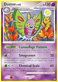 Dustox Card