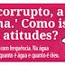 'Meu país é corrupto, a Justiça é falha.' Como isso afeta nossas atitudes?