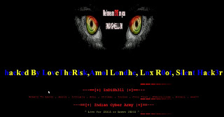 30+ Bangladeshi Government sites hacked by Silent hacker from Indishell : Cyber War