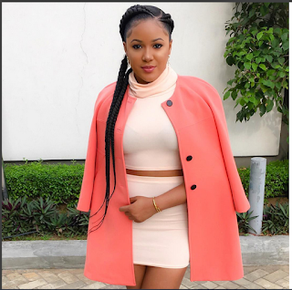 Fashion Stylist And Blogger, Miss Busayo Ladapo Is A Beauty To Behold