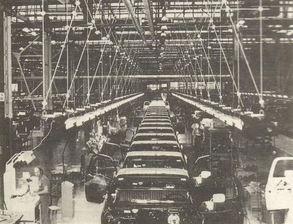 Archivo de autos: La camioneta Chevrolet C-10 de Sevel