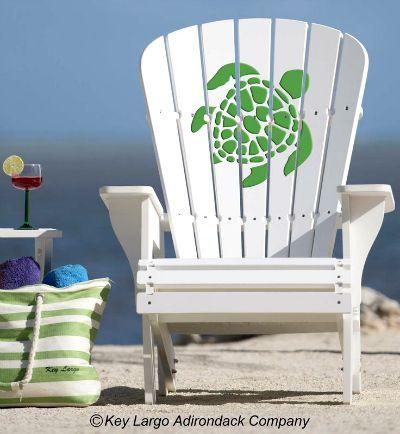 Key Largo Adirondack Chairs