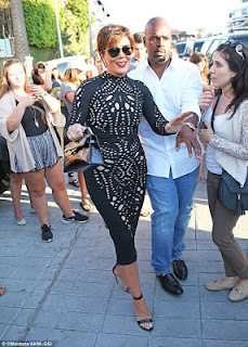, Kim Kardashian Led Three-year-old North West looked adorable to Great Grandma's 82nd Birthday, Latest Nigeria News, Daily Devotionals & Celebrity Gossips - Chidispalace